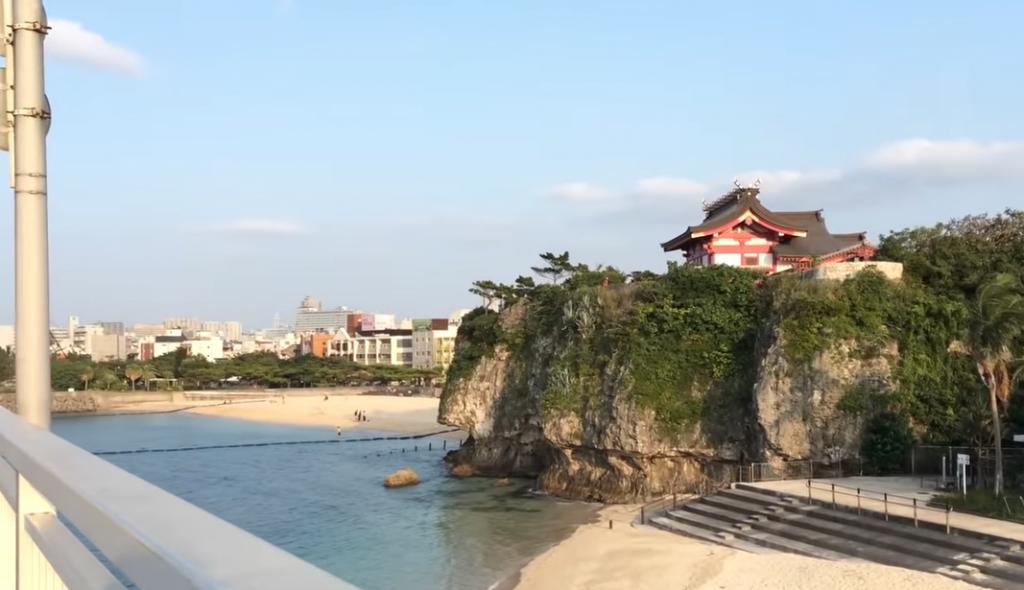 Naha, Okinawa Island, Japan  - 3 Ideal Travel Destinations for Healthy Eaters