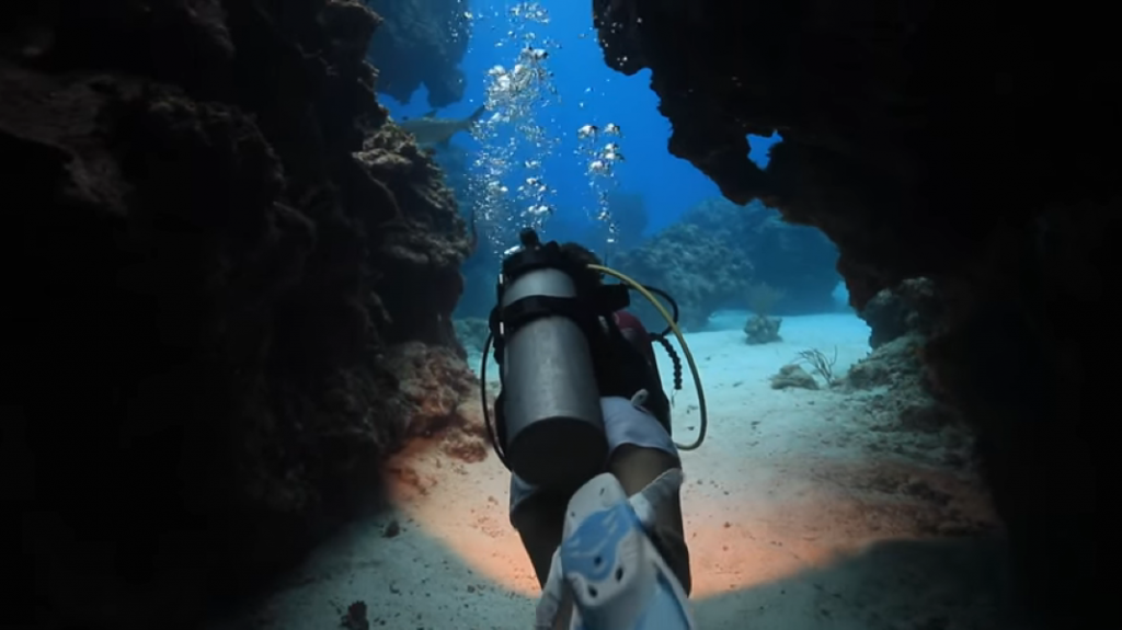 Scuba Diving in the Caymans - Vacationing in the Cayman Islands