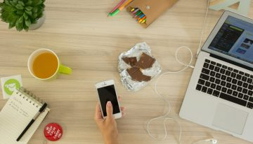 6 Healthy Work From Home Habits